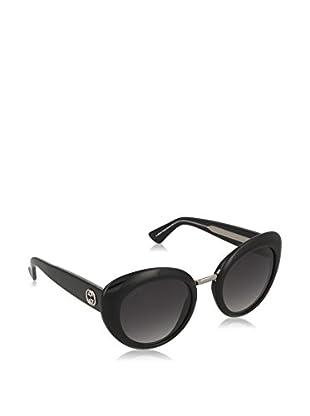 GUCCI Gafas de Sol 3808/ S 9O Y6C (51 mm) Negro