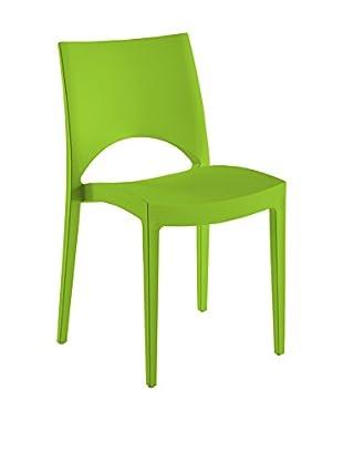 Contemporary Living Gartenstuhl Campiglio grün