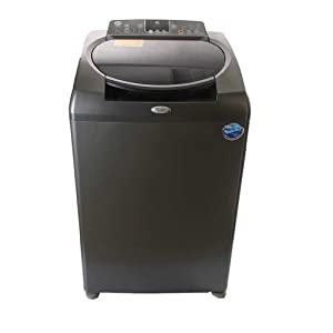 WHIRLPOOL FULLY AUTOMATIC(TOP LOAD) WASHING MACHINE 360H BLOOM WASH GRAPHITE(8 Kg)