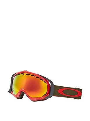 OAKLEY Máscara de Esquí Crowbar Rojo