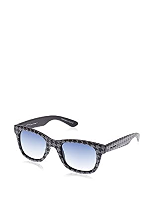 ITALIA INDEPENDENT Sonnenbrille 0090T-PDP A-50 (50 mm) grau/schwarz