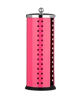 Premier Housewares Toilettenpapierhalter 1601427 rosa