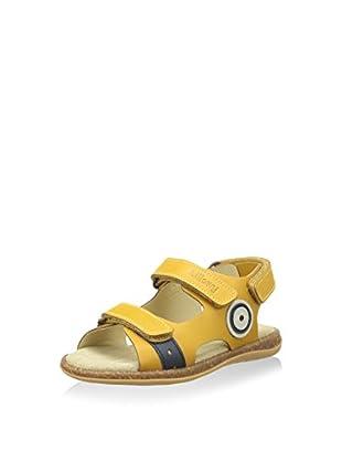Billowy Sandale