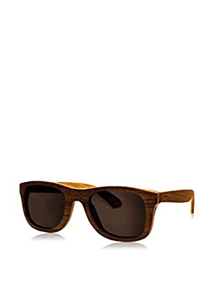 Time For Wood Sonnenbrille Polarized Balano (50 mm) braun