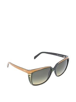Fendi Damen Sonnenbrille 5282 SUN316 schwarz/braun
