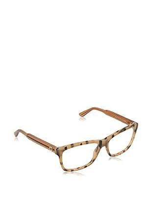 Gucci Gestell 3765 (53 mm) beige/braun
