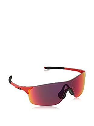 OAKLEY Gafas de Sol Evzero Pitch (61 mm) Rojo