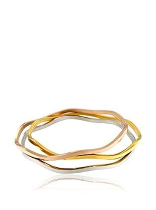 Lucy Steel Armband-Set Polished