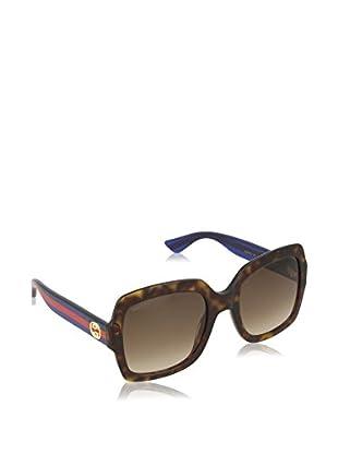 Gucci Gafas de Sol 0036S_004 (54 mm) Havana