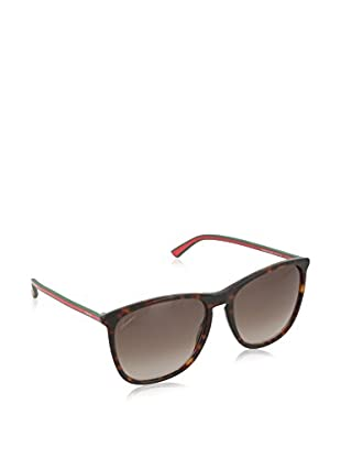 GUCCI Sonnenbrille 3767/S HA GXZ (57 mm) havanna