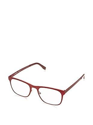 Lacoste Montatura L22005220145 (52 mm) Rosso