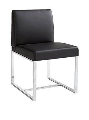 Sunpan Addison Dining Chair, Black