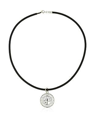 Silver Luxe Conjunto de cordón y colgante plata de ley 925 milésimas