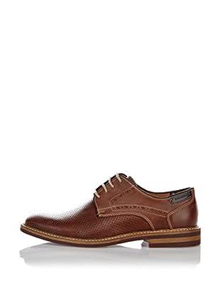 Fretz Men Zapatos Derby Andrew (Caramelo / Moca)