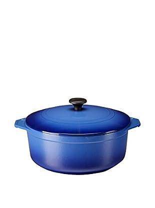 Fontignac 6.5-Qt. Round Cocotte, Blue