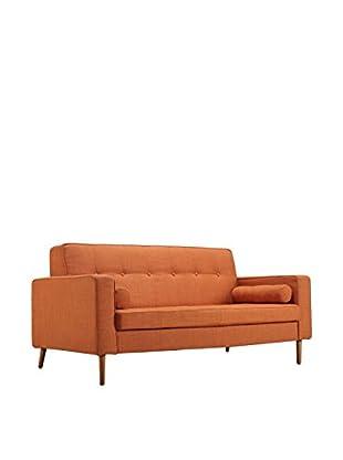 Ceets Baxter Lounge Sofa, Burnt Orange
