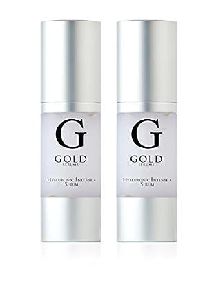 Gold Serums Gesichts Hydro Serum Hyaluron Intensive x 2
