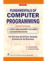 Fundamentals of Computer Programming: Latest Anna University Syllabus