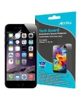 Accell Tech Guard Smartphone Screen Protector for iPhone 5, 5s, and 5c (S182A-001L)