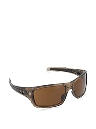 OAKLEY Occhiali da sole Turbine (63 mm) Marrone