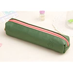 The Wonder Years Green Pencil Pouch/case