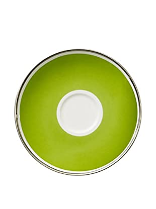 Villeroy & Boch Set Plato de Taza 6 Uds. Anmut My Colour Forest Green