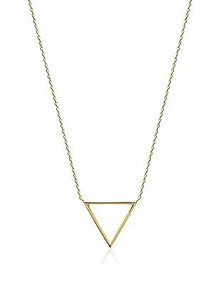 BALI Jewelry Collana metallo placcato oro 18 kt