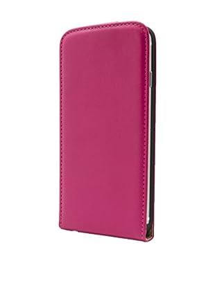 Unotec Hülle Flip Vertical iPhone 6 / 6S rosa