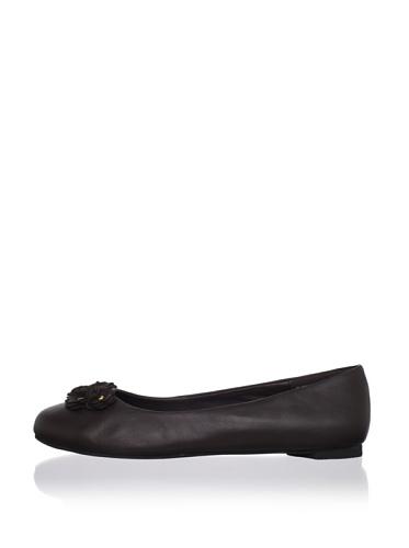 J. Loren Kid's Daizy C-1230 Dress Shoe (Brown)