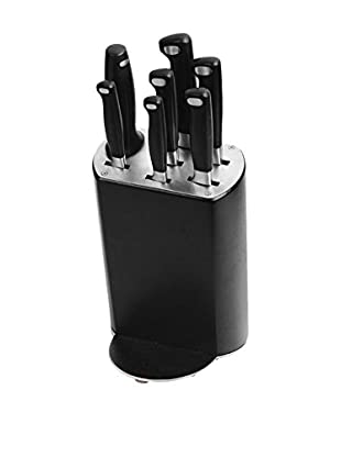 BergHOFF Gourmet 8-Piece Forged Knife Set with Knife Block
