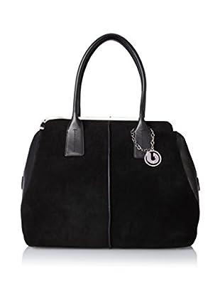 Charles Jourdan Women's Baxter Shoulder Bag, Black
