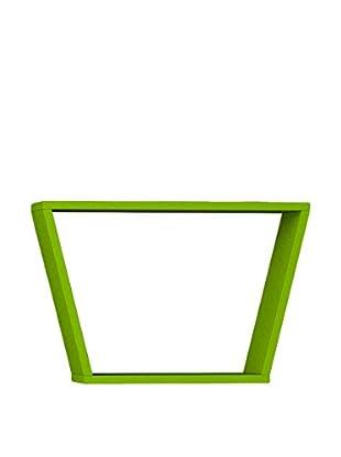 Matte Maison  Regalbrett Aci grün