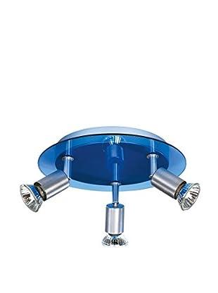 Philips Thalassa Deckenspot 3X50W Blau