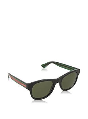 Gucci Gafas de Sol 0003S_002 (52 mm) Negro