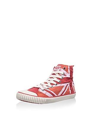 Pepe Jeans Hightop Sneaker INDUSTRY FLAG