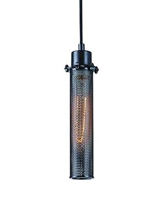 Urban Lights Nelson 1-Light Pendant Lamp, Black