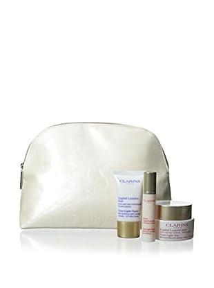 Clarins Skin Illuminators Vital Light 3-Piece Gift Set with Pouch