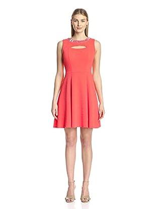 Sandra Darren Women's Fit and Flare Dress