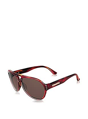 Salvatore Ferragamo Gafas de Sol (59 mm) Rojo / Marrón