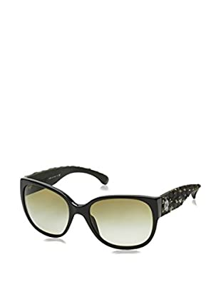 Chanel Gafas de Sol 52371404/3M (56 mm) Negro