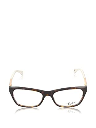 Ray-Ban Gestell 5298 554853 (53 mm) havanna