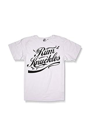 Rum Knuckles T-Shirt Manica Corta Signature
