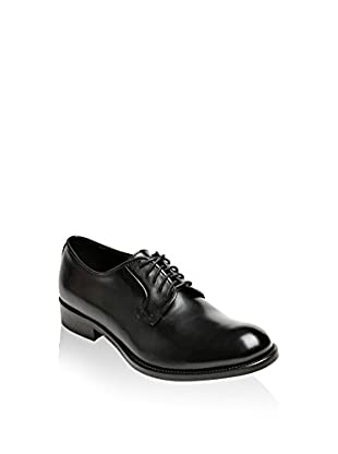 British Passport Zapatos derby Box Calf