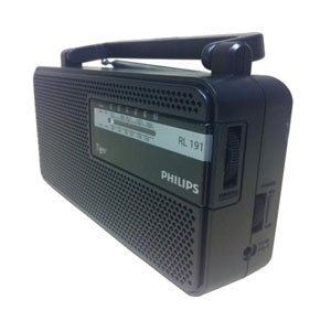 Philips RL191 Portable Radio