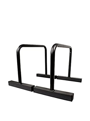 High Power Professional Push Up Bar x2 Nero