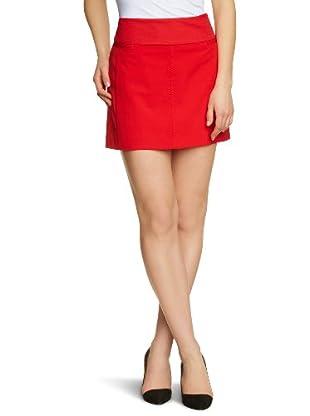 MEXX METROPOLITAN Minifalda Maud (Rojo)