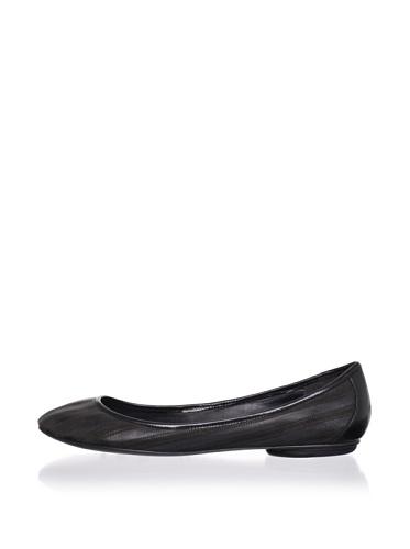 Sigerson Morrison Women's Boteno Ballet Flat (Black)