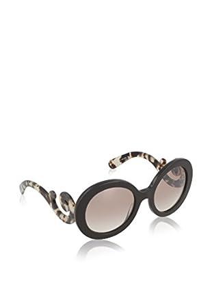 Prada Gafas de Sol 27NS UAO4O0 (55 mm) Negro / Havana