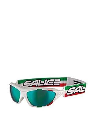 salice occhiali Occhiali da sole 829Ita (62 mm) Bianco