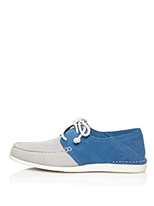 Rockport Náutico Casual Cts Moc Oxford (Lila)